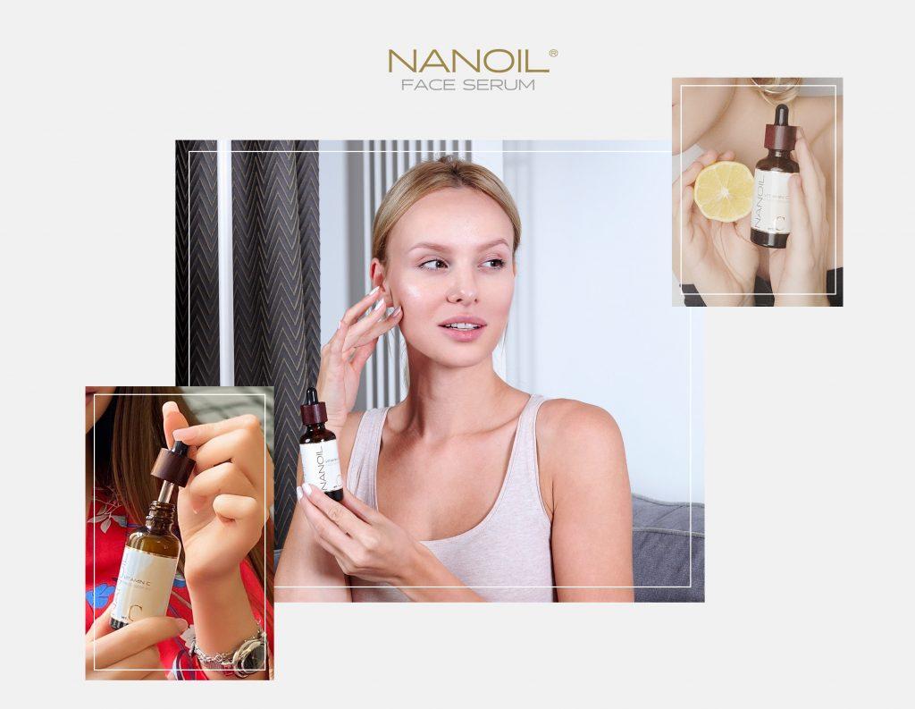 Nanoil legjobbra értékelt c-vitaminos arcszérum